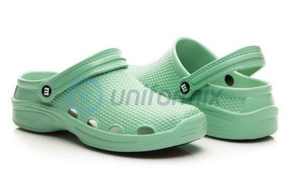 buty damskie seledynowo