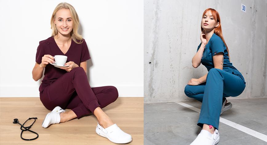 odzież medyczna Select by Uniformix