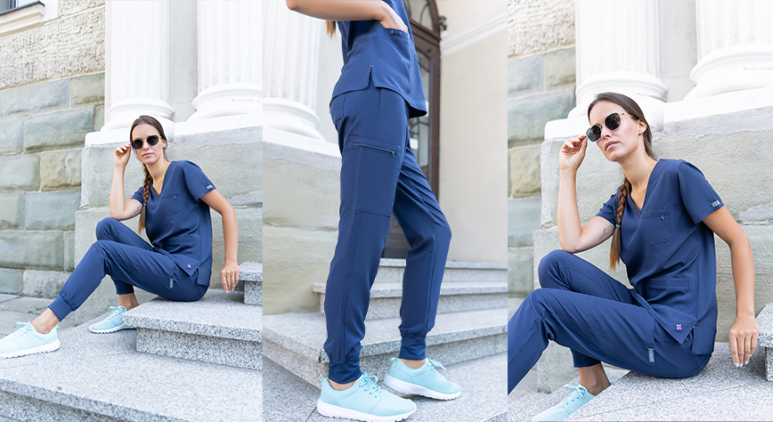 Bluzy medyczne Select by Uniformix