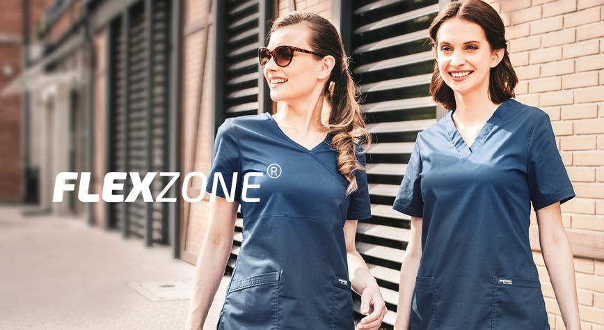 Producent odzieży Flex Zone by Uniformix