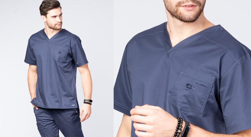 Bluzy męskie Uniformix