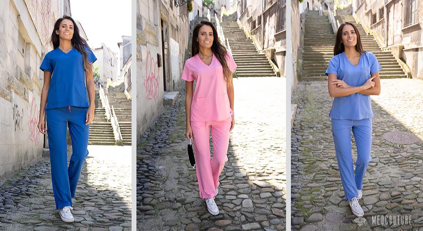 Med Couture marka wysokiej jakości w sklepie Uniformix