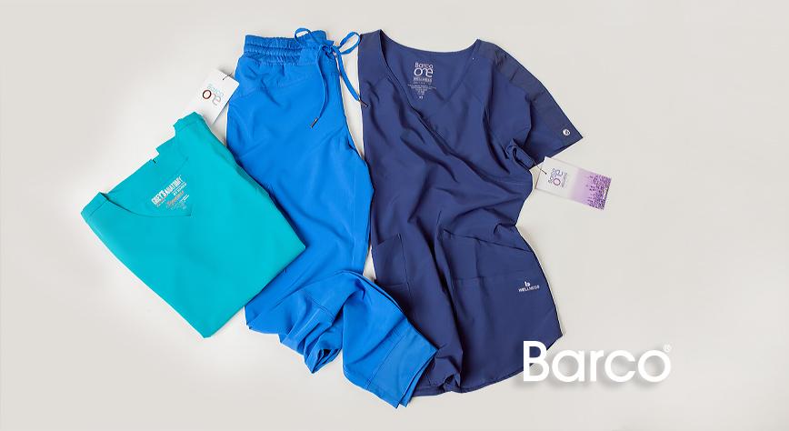 Barco - marki w Uniformix