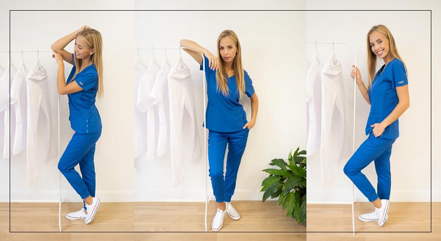 Uniform pielęgniarski