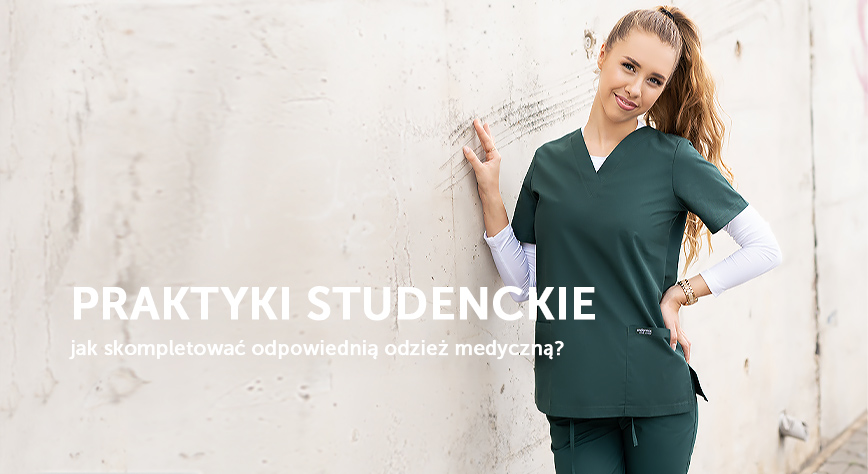 Odzież medyczna na praktyki