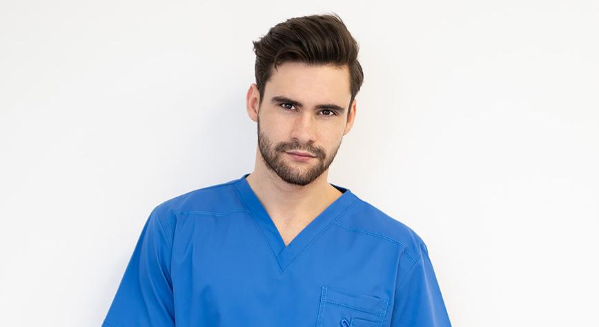 Wygodna odzież medyczna