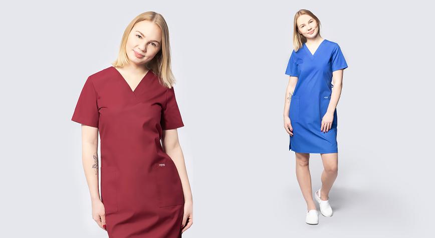 Sukienki medyczne w Uniformix