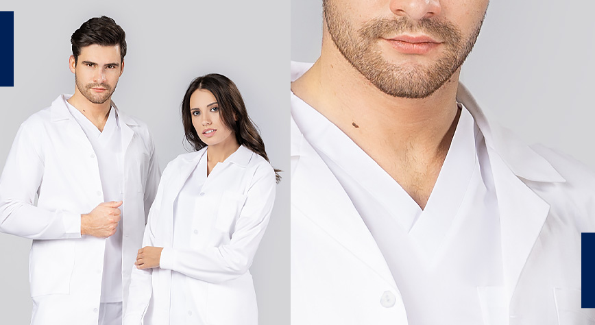 odzież laboratoryjna Uniformix