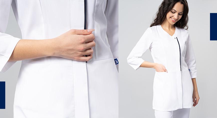Bluzy i żakiety Laboratoryjne