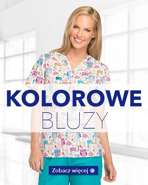 5208e887e9 Flex Zone  Bluzy medyczne  Sukienka medyczna  kolorowe bluzy medyczne