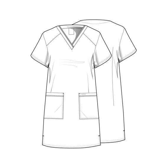 Medical dress, Flex Zone, FZ2052