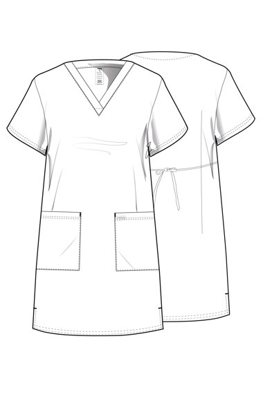 Medical dress Uniformix Club Med, CM15
