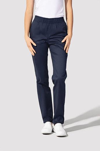Spodnie i spódnice medyczne damskie dla Pań lekarzy i