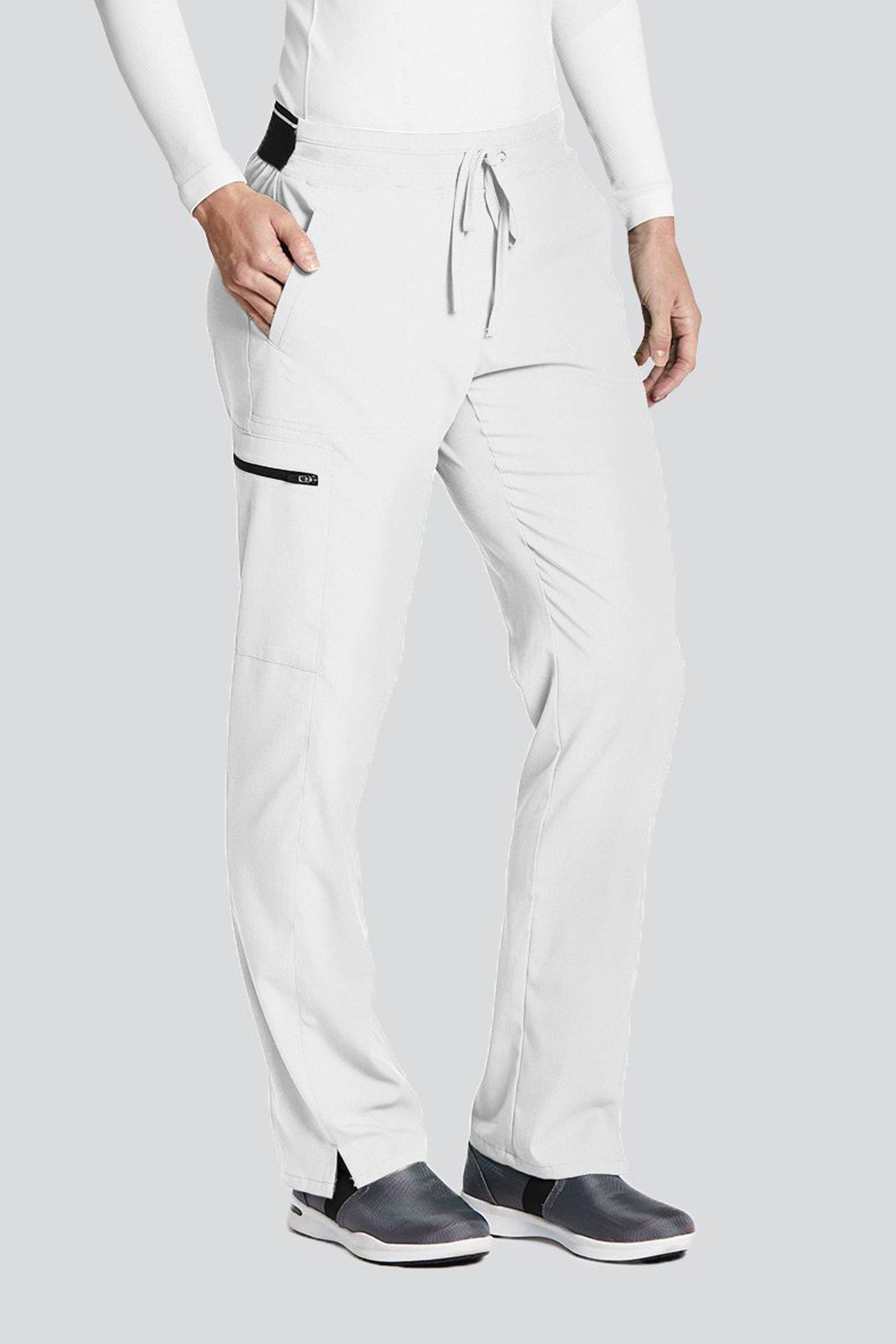 99ec31f9 Spodnie medyczne damskie Barco Grey's Anatomy Stretch GRSP500 White