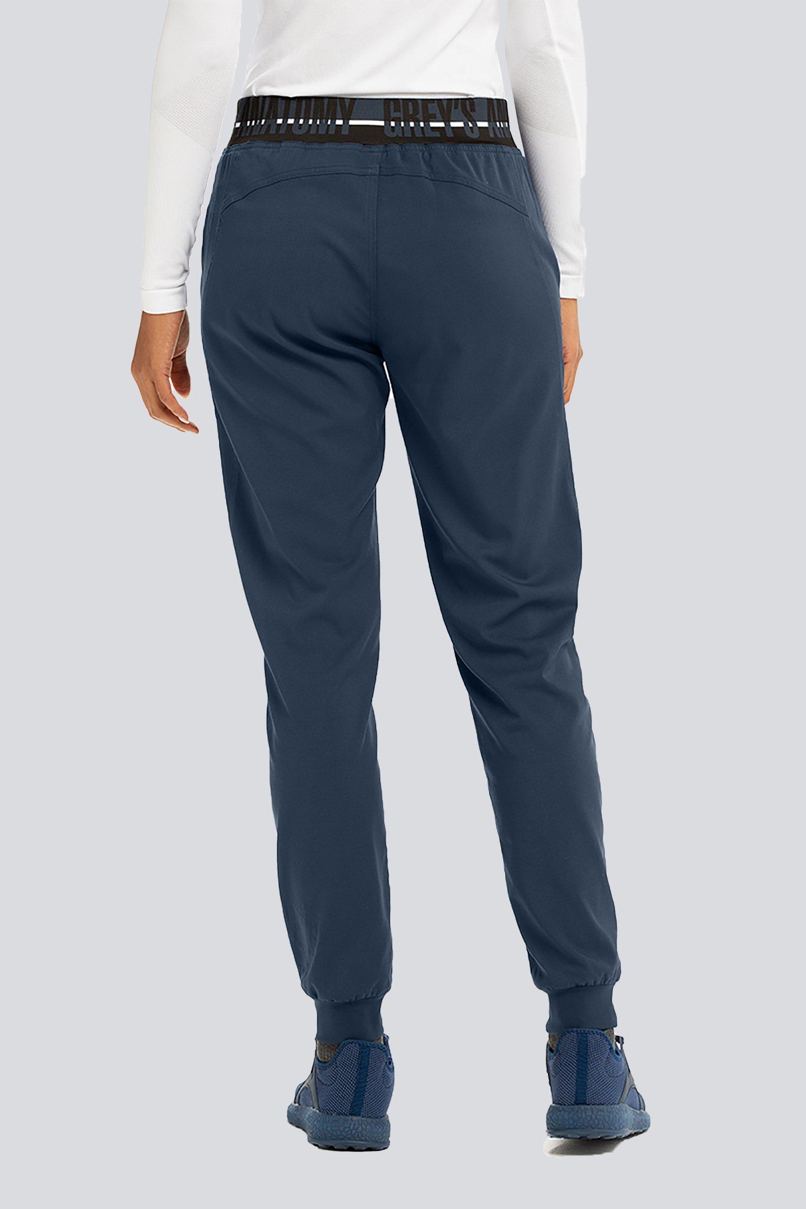 e7733e51 Spodnie medyczne damskie Barco Grey's Anatomy Stretch GVSP512 Steel