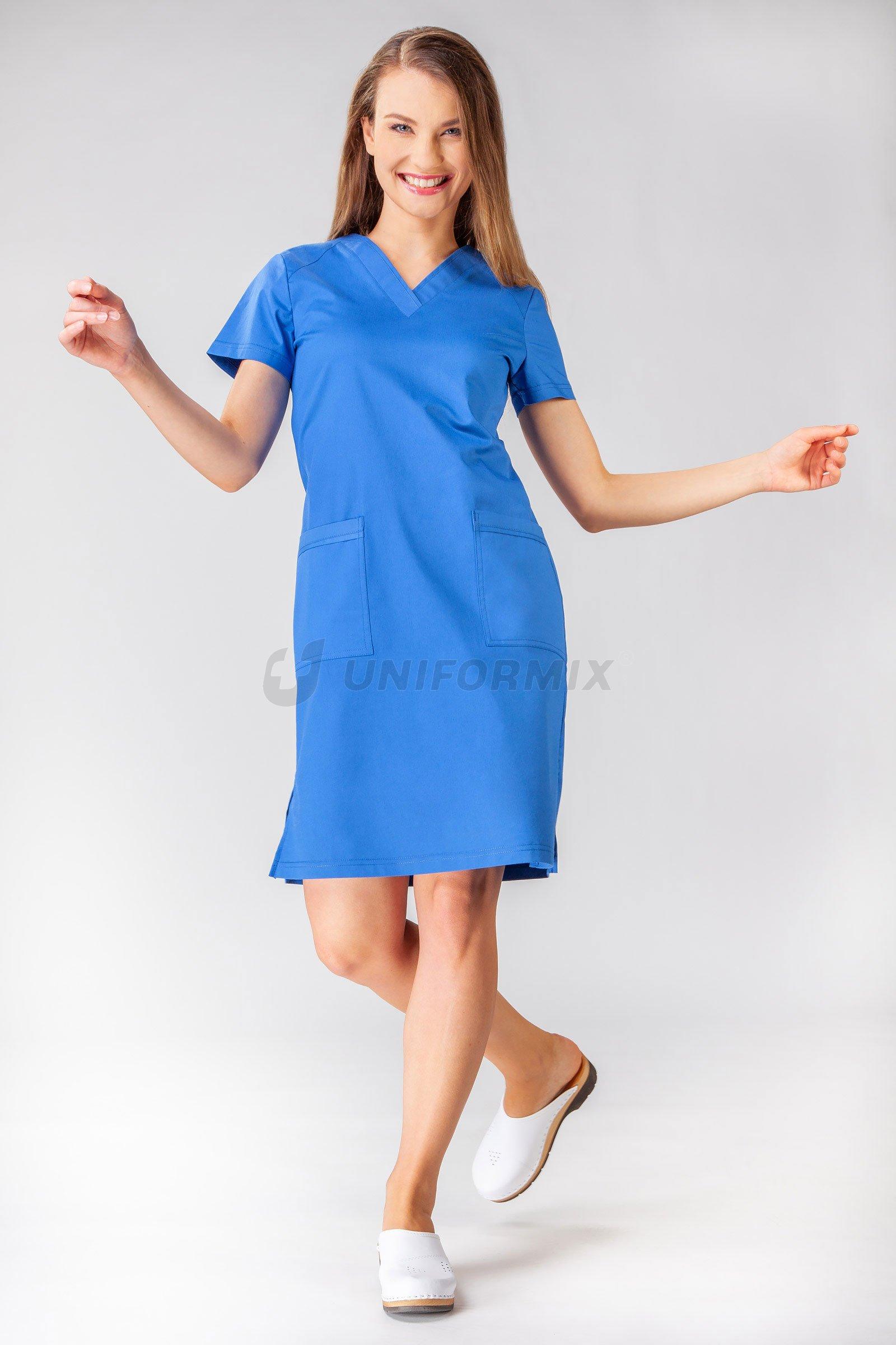 2b9b5d2370 Sukienka medyczna